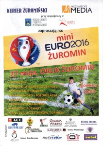 mini EURO2016 Żuromin 2016