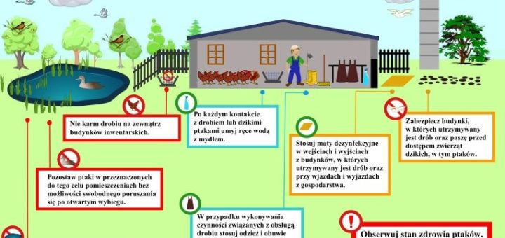zasady ochrony gospodarstw